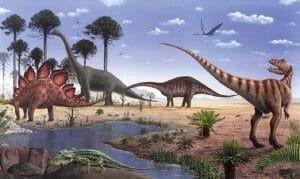 Mesozoic animals