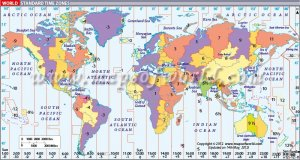 Standard Time and Time zones