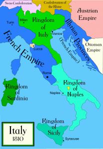 italy 1810