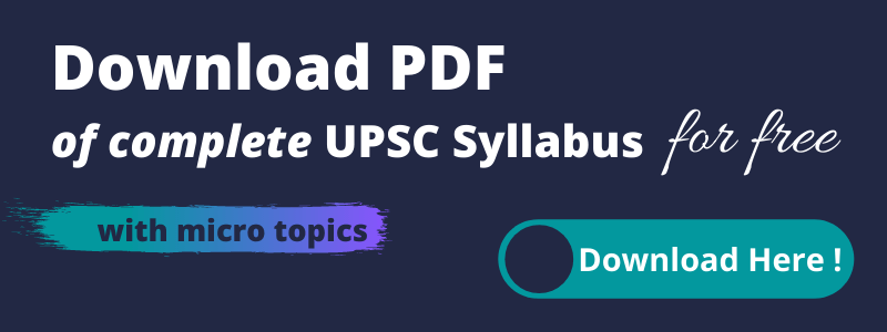 Download upsc syllabus with micro topics