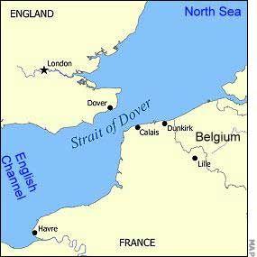 Dover strait