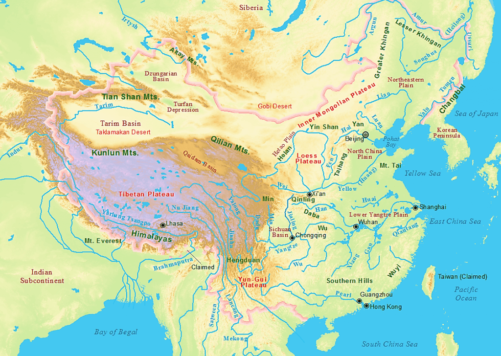 Great Plains of China