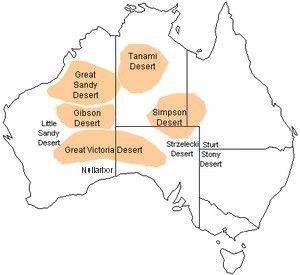 desert Australia