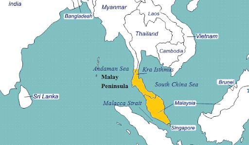 malay peninsula