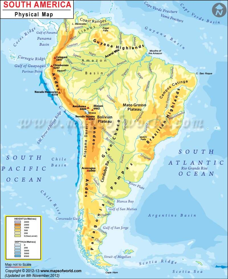 south-america-physical-map