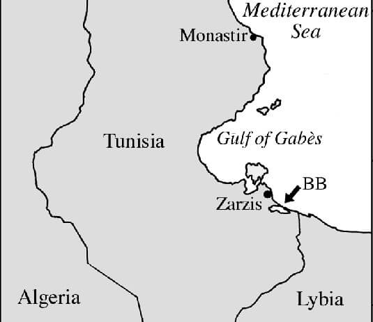 Gulf of Gabes
