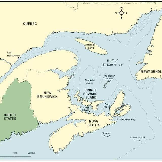 Gulf of Saint Lawrence