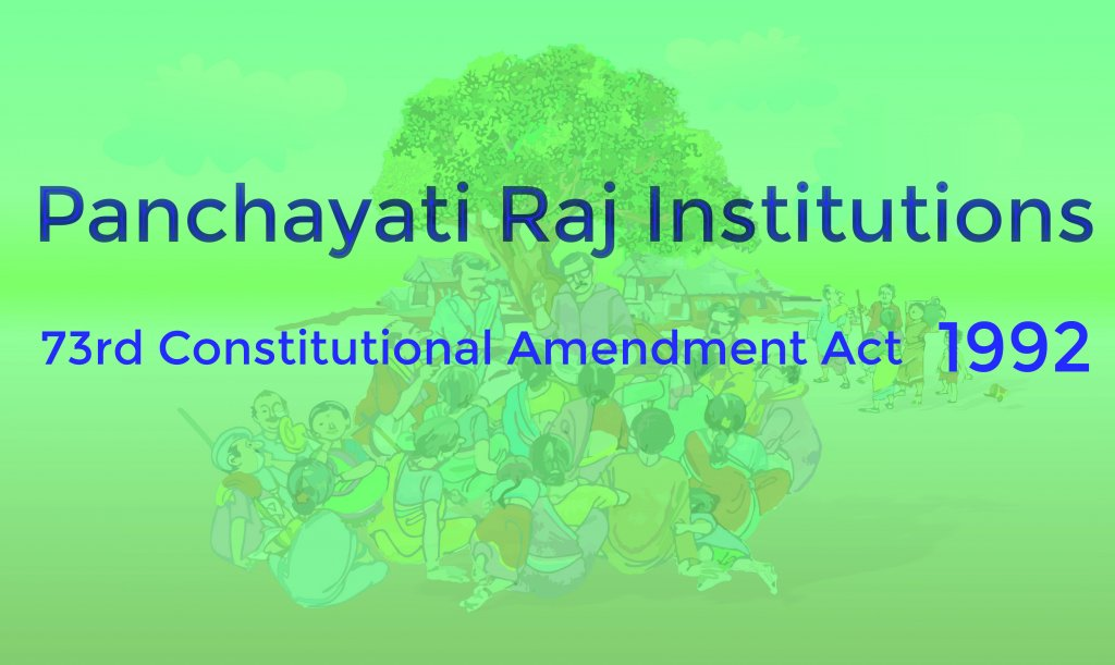 Panchayati Raj Institutions