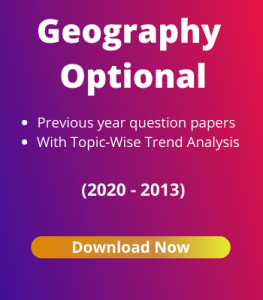 Geography-Optional-Question-Paper (2020 - 2013)