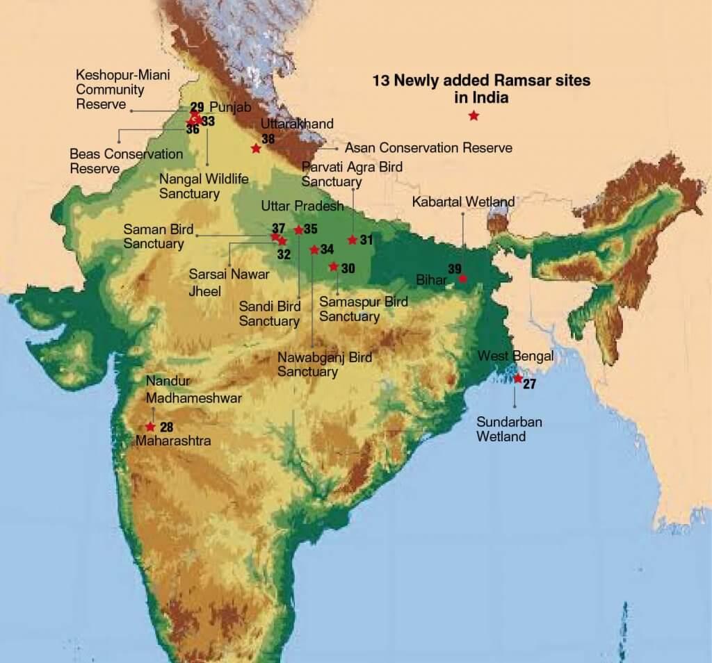 Kabartal Wetland - Ramsar-sites-Revised