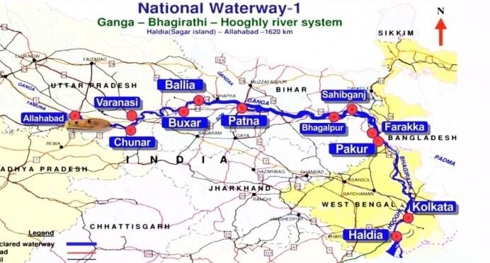 National Waterways 1