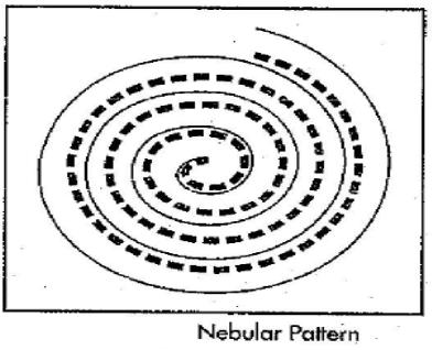 Nebular Pattern