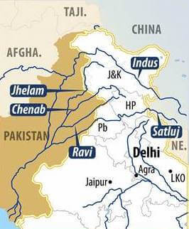 Indus Waters Treaty 1960