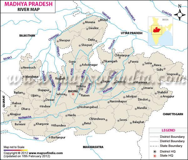 Yamuna river UPSC