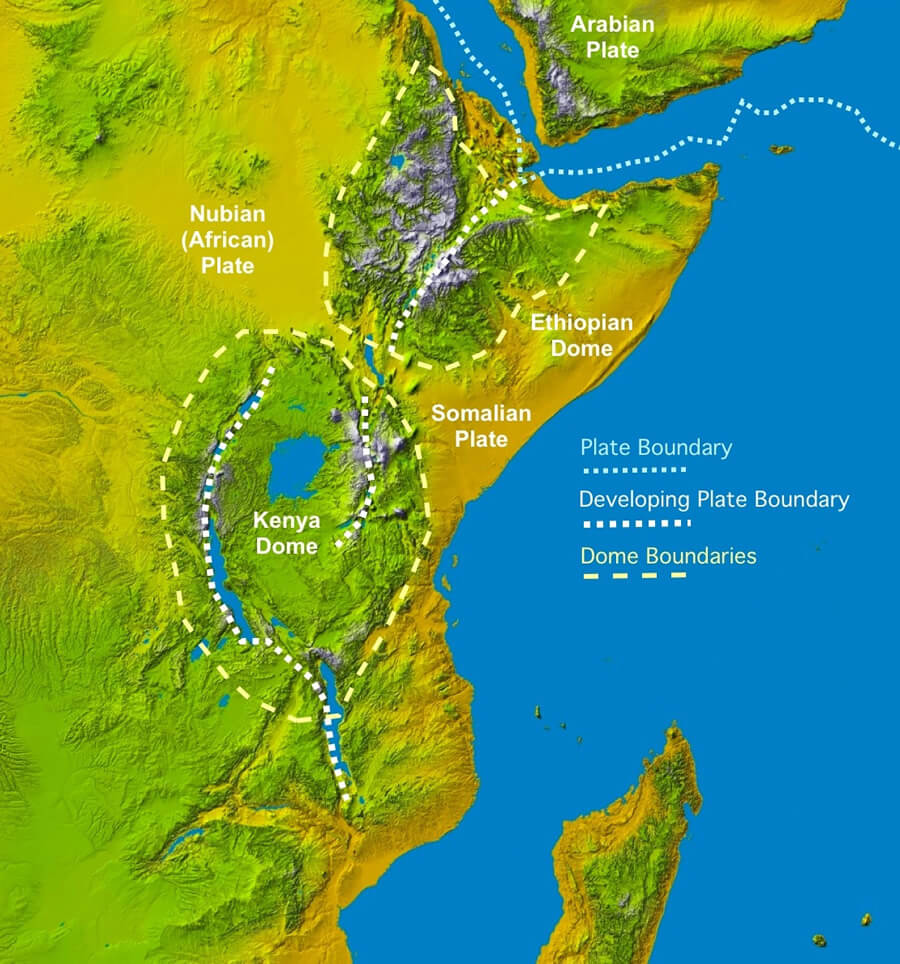 Great East African Rift Valley