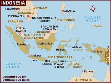 Sumatra & Java