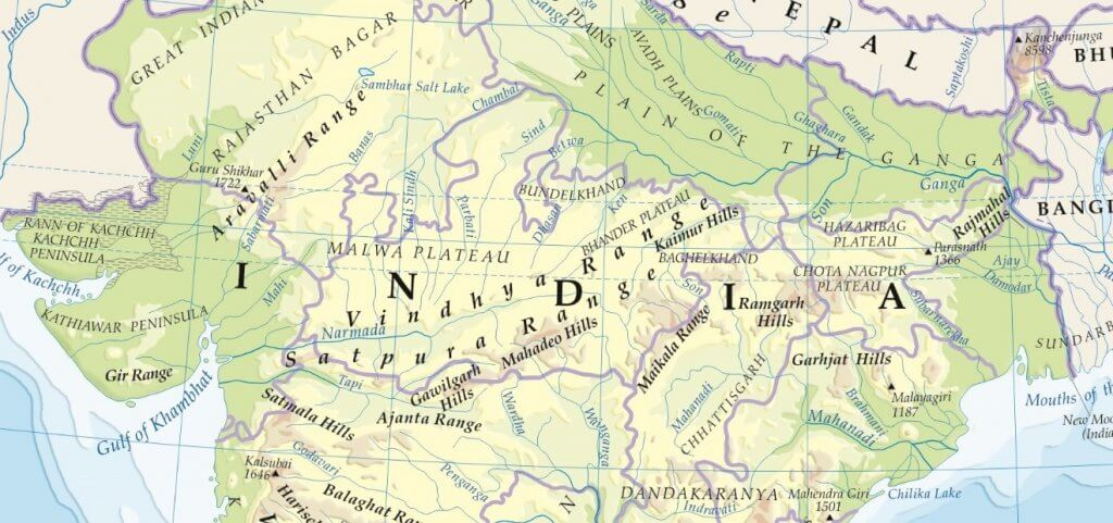 bhander plateau
