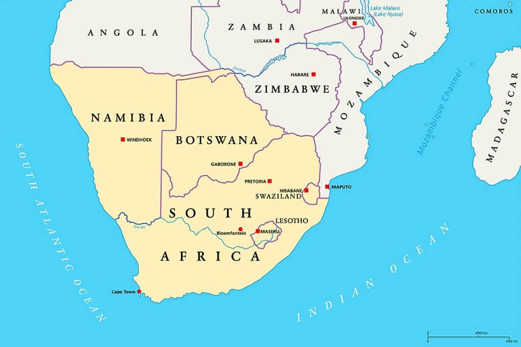 southern african countries