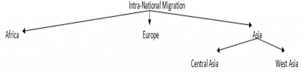 Intra national Migration