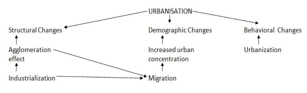 Urbanization upsc
