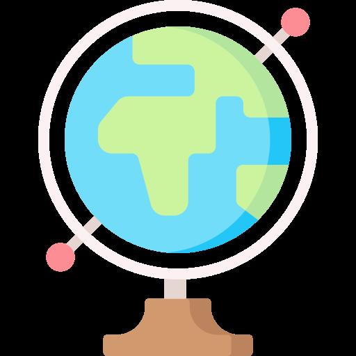 world geography upsc globe