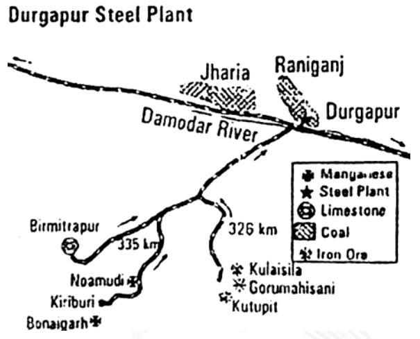 DurgapurSteel Plant