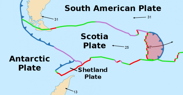 South Sandwich Trench
