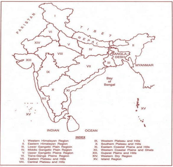 agro climatic zones of india
