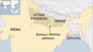 Rohtas Plateau