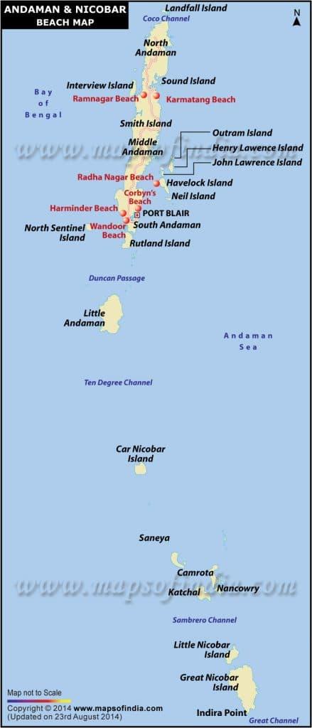 andamand-nicobar-beaches